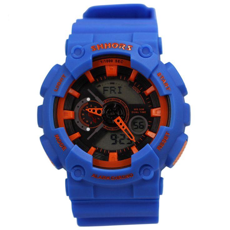 Shhors Sport Watch 50M Waterproof Watch Fashionable Multifunctional Wrist Watch zegarki damskie #Affiliate