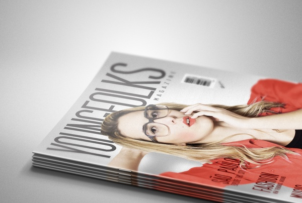 Young Folks by Vitor Gomes, via Behance