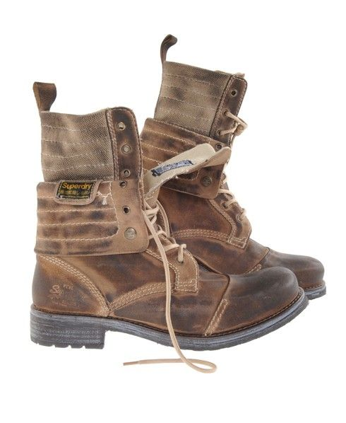 Superdry New Panner boots