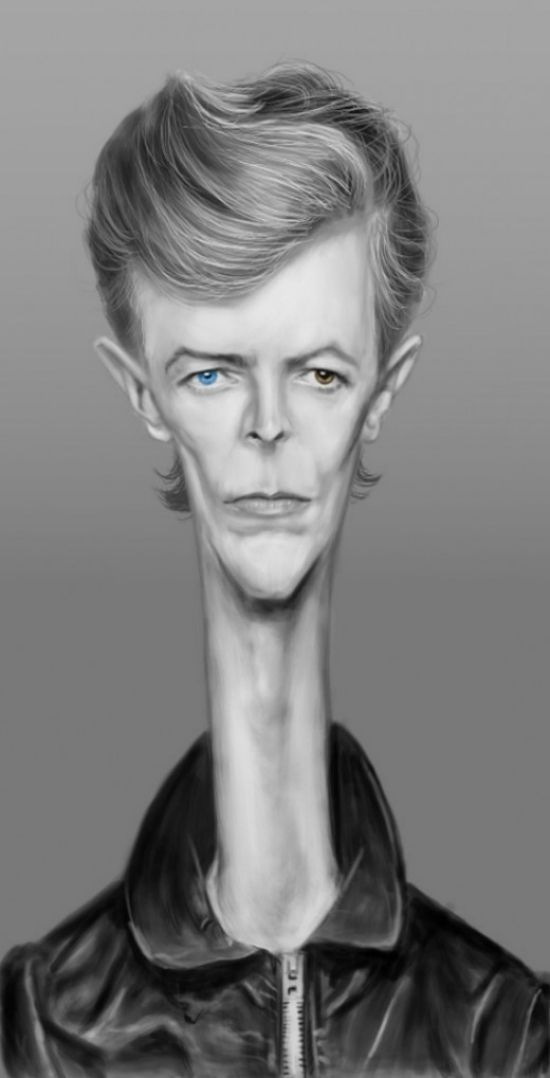 Celebrity Caricatures And Famous People   Celebrities Caricatures (6)