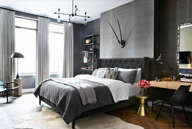 Masculine Interiors : 10 inspiring interiors for the guys — The Decorista