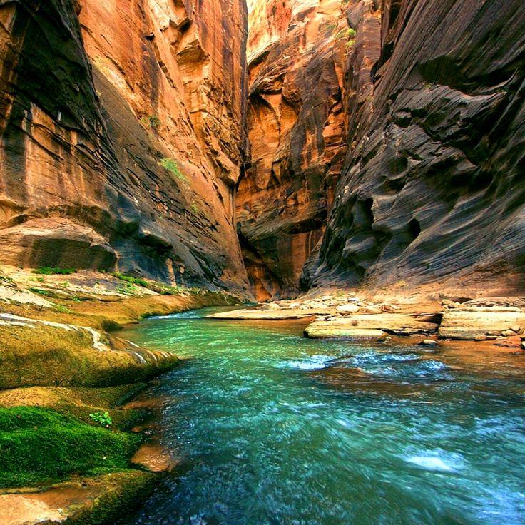 Grand Canyon, Arizona, USA / Национальный парк Гранд Каньон, Аризона, США