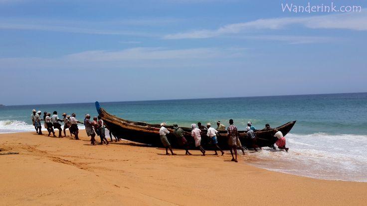 'Vizhinjam: Back to Belita' on Wanderink.com