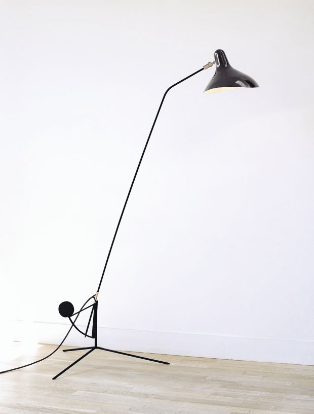 Bernard Schottlander for Lampe Gras | MANTIS line - BS 1 - Floor lamp