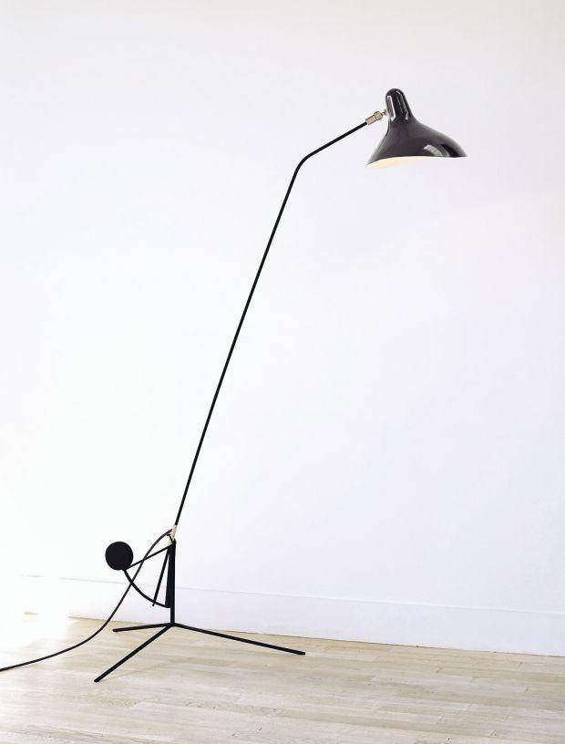 Bernard Schottlander for Lampe Gras | MANTIS line - BS 1 - Floor lamp