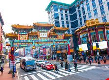 In the Penn Quarter & Chinatown neighborhood you can satisfy your appetite for hip restaurants and culture in this diverse 'hood where museums like the National Portrait Gallery and the International Spy Museum keep company with eateries by celebrity chefs.