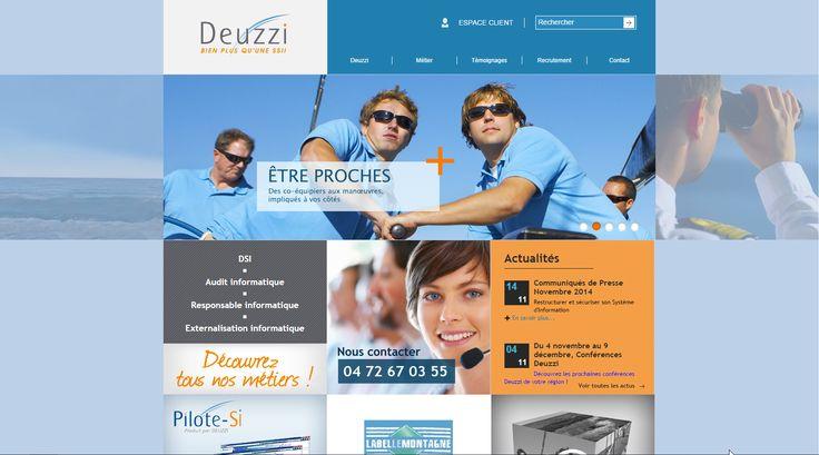 En complémentarité avec le site, Concept Image a réalisé une vidéo en motion design, reprenant l'offre globale proposée par Deuzzi et articulée autour des visuels présents sur le site. Cette vidéo est directement accessible depuis la page d'accueil.