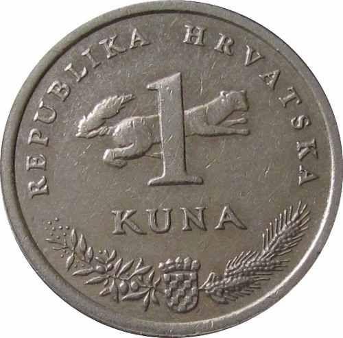 kuna, moneda croacia