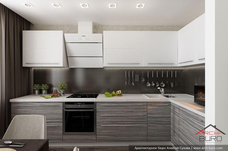 Дизайн проект и перепланировка квартиры в типовом панельном доме
