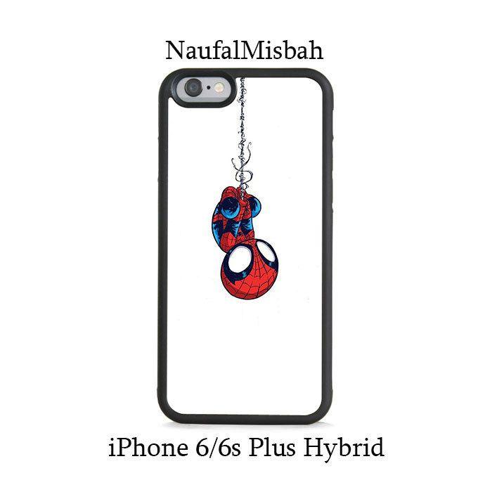 Baby Spider Man Spiderman iPhone 6/6s PLUS HYBRID Case