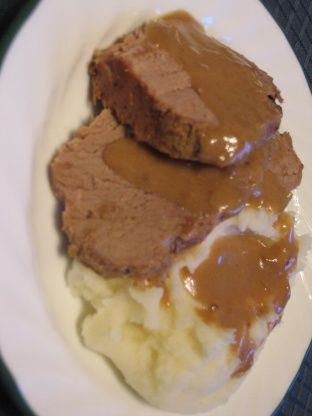 Kittencals Slow Cooker Eye Of Round Roast With Gravy Recipe - Food.com