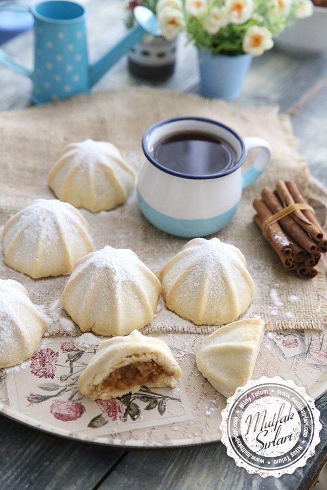 Elmalı Limonluk Kurabiyesi – Mutfak Sırları – Pratik Yemek Tarifleri