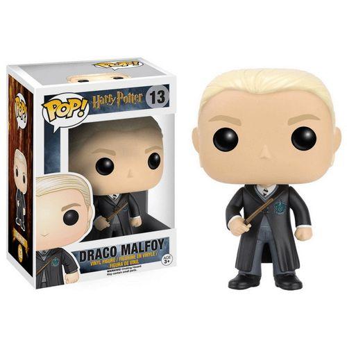 Figurine Pop! Harry Potter Draco Malfoy