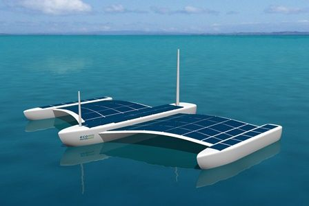 Aquarius Unmanned Surface Vessel | Eco Marine Power