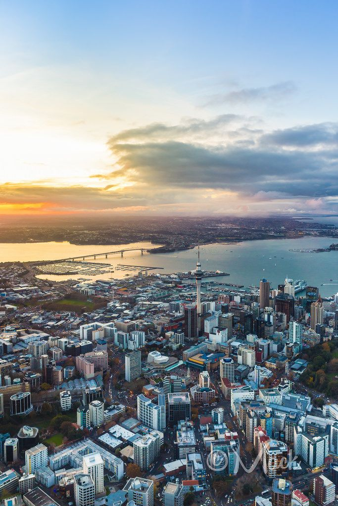 Auckland, North Island, New Zealand