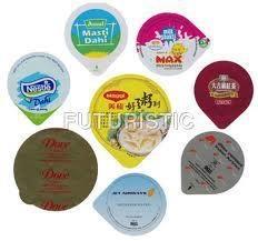 Lidding Foils:  VIDHATA FOILS manufactures a range of LIDDING FOIL suitable for sealing to PS (Polystyrene), PVC (Polyvinyl Chloride), PP (Polypropylene) PET (Polyethyleneterphthalate) , PE (Polyethylene) and HDPE (High Density Polyethylene) jars/cups/tubs substrates with the following general specification.  visit us at:http://vidhatafoils.com/lidding-foil/