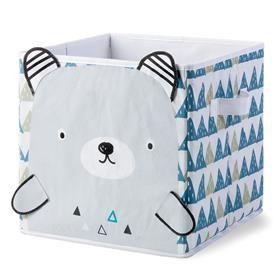 Character Storage Cube - Bear