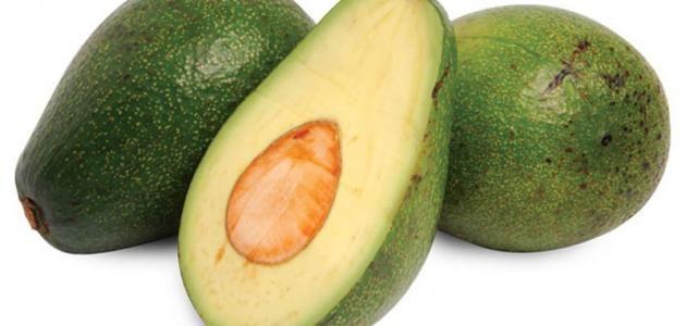 الأفوكادو الأفوكادو ثمار شجرة الأفوكاته وشجار الأفوكاته هي من فصيلة الغاريات التي تعيش في المناخ الاستوائي وأمريكا الاستوائية هي موطن الأ Avocado Fruit Food