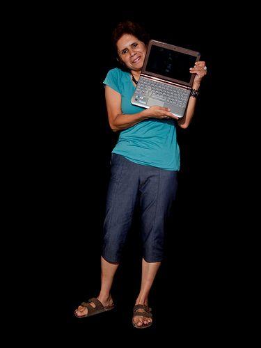 Maria, Lima Perú  Object: Laptop 23/07/10 - 25/07/10