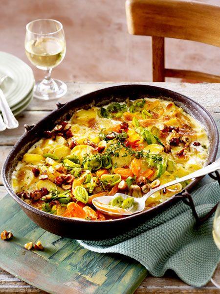 Vegetarisch kochen für Freunde
