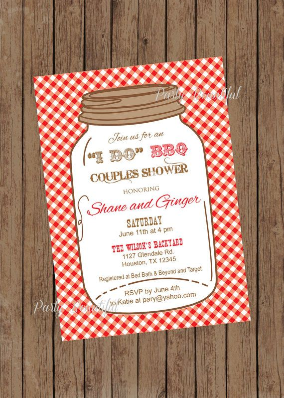 17 Best Images About Bbq Invitation Ideas On Pinterest