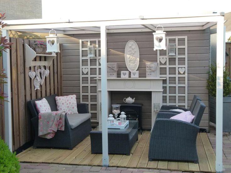 #Mazzelshop-- #Inspiratie #Tuin #Overkapping #Pergola #Terras #Styling #Outside #Garden #Decorations #Home
