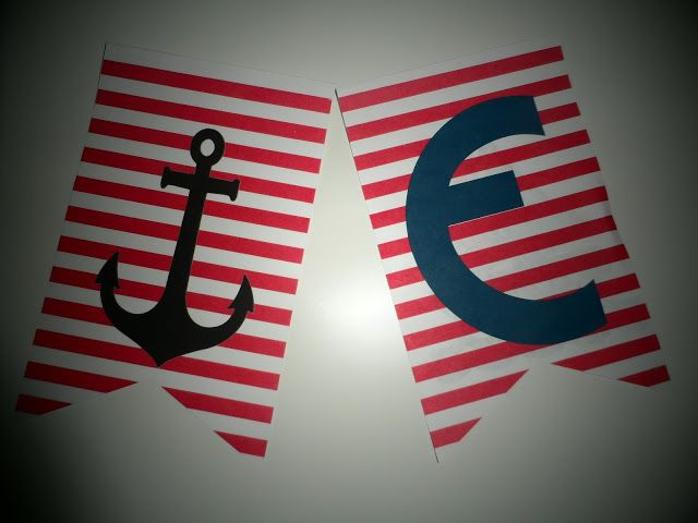 NEŞELİ SÜS EVİM: Ücretsiz Denizci Temalı Parti Seti