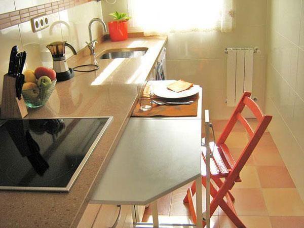 21 geniálnych nápadov pre malé kuchyne, ktoré vám ušetria množstvo miesta