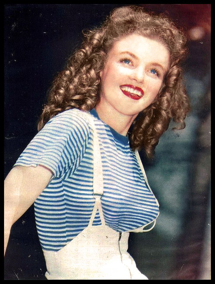 Norma Jean Before She Was Marilyn!