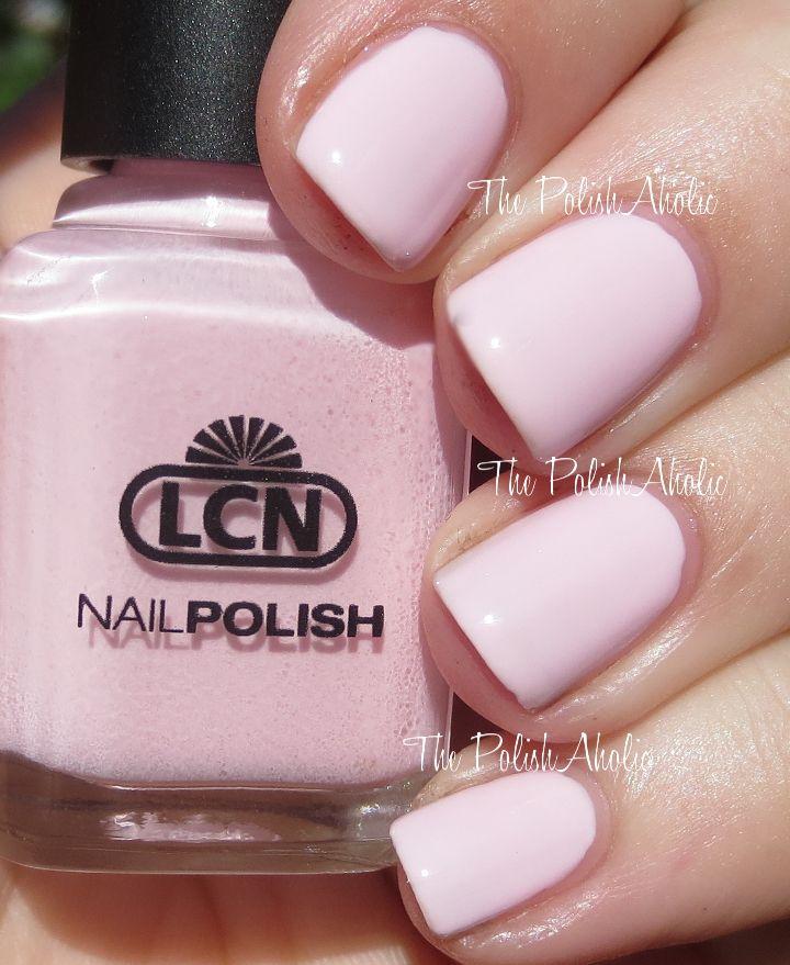 LCN Tender Lace.