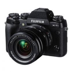 Fujifilm X-T1+ XF 18-55 Negru - F64