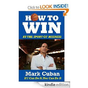 """How to Win at the Sport of Business: If I Can Do It, You Can Do It"".  by Mark Cuban.  Great short book!  Read this if you are an entrepreneur."
