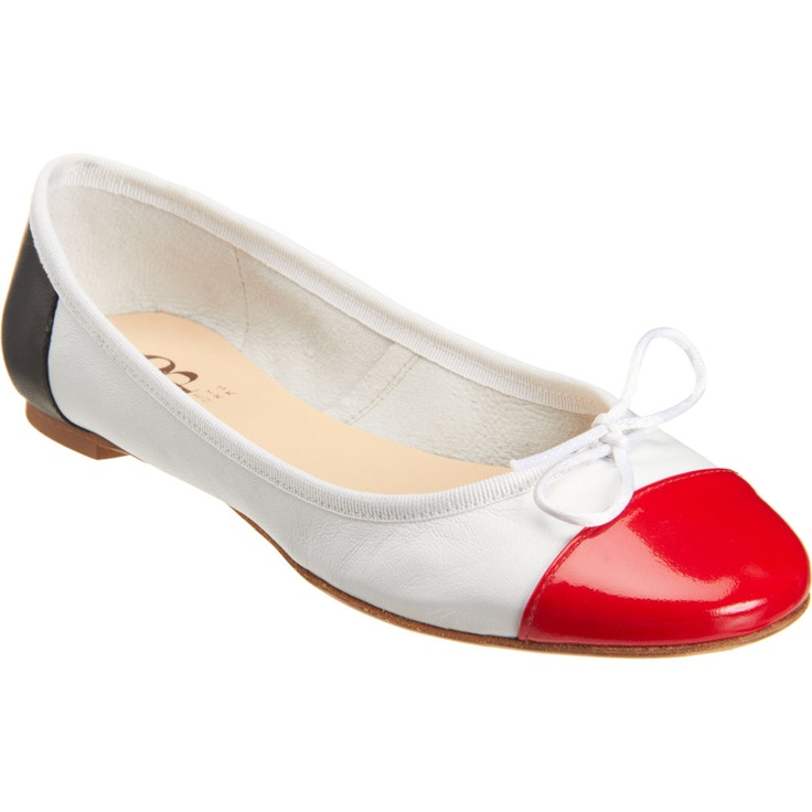 Colorblock Ballet Flat Becky would like these. Yes it is all about Becky here.