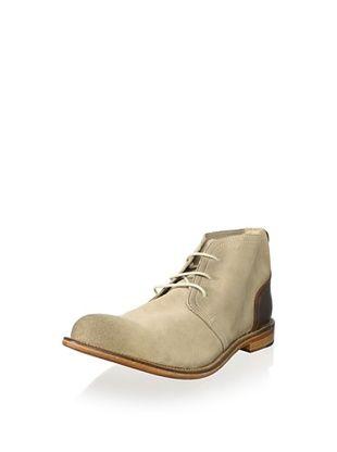 J SHOES Men's Monarch Lace-Up Boot (Milkshake/Mid Brown)