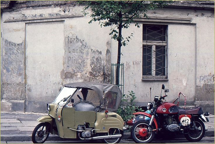 Bikes--SIMSON DUO for two Passangers...