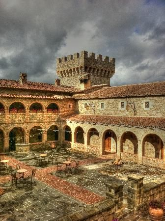 Castello di Amorosa  4045 N. St. Helena Hwy.,  Calistoga, CA 94515  http://www.tripadvisor.com/Attraction_Review-g32143-d645572-Reviews-Castello_di_Amorosa-Calistoga_Napa_Valley_California.html