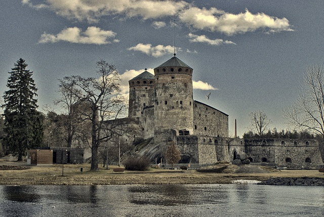 Olavinlinna Castle (photo: Jyrki Salmi)