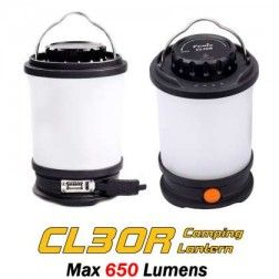 Fenix CL30R rechargeable camping lantern (650 Lumens)