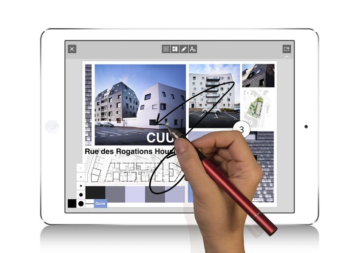 Aplicaciones para Arquitectos: Morpholio Board 2.0.