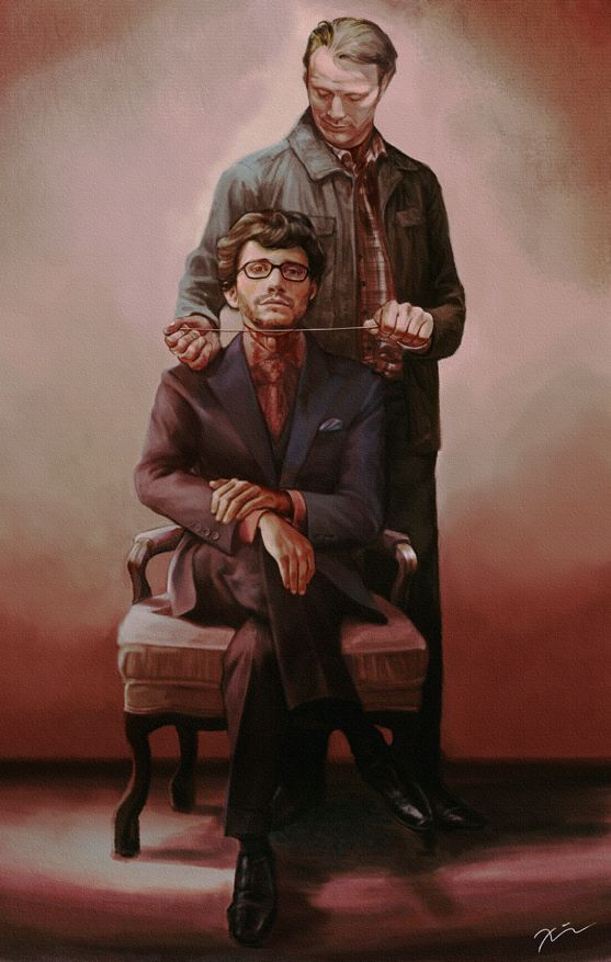 Hannibal by velvet-toucher.deviantart.com on @deviantART