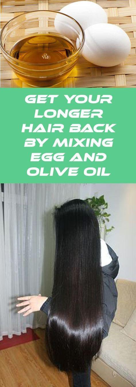 Natürliche Möglichkeiten, um das Haar zu Hause schneller und länger zu wachsen #LongerHair #HomeRemedies #h …   – ~lifestyle~