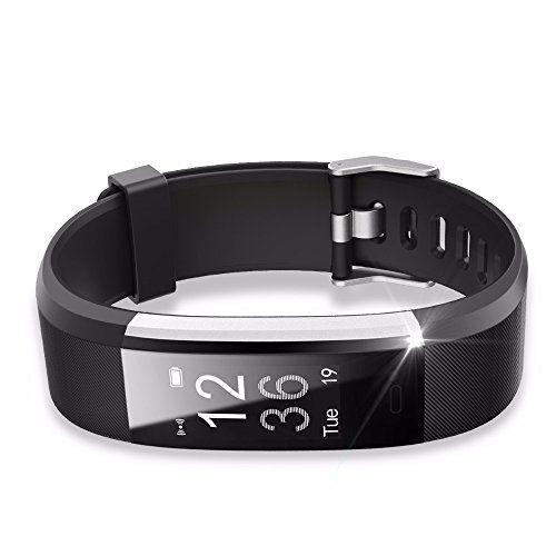 N&G STARS Fitness Tracker ID115PlUS HR (VERYFIT PRO APP), Smart