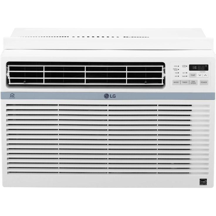 LG LW1217ERSM 12,000 BTU Window Air Conditioner