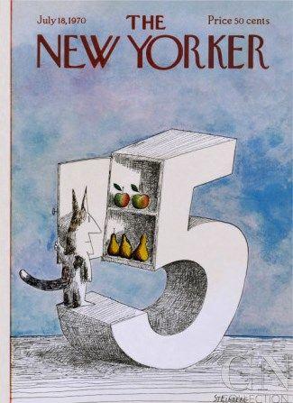 Saul Steinberg | July 18, 1970