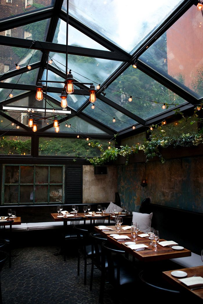 August Restaurant, New York City