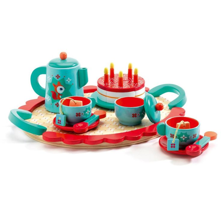 Fox's Tea Party Set
