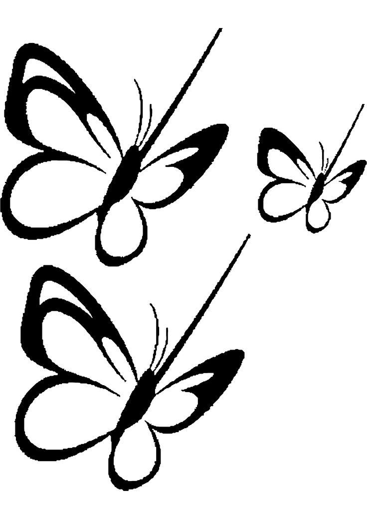 44 best images about farfalle disegni on pinterest for Immagini farfalle per desktop