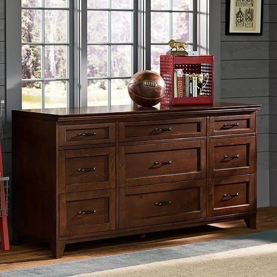 Hampton 9-Drawer Dresser | PBteen