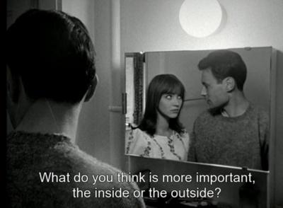 Le Petit Soldat - Jean Luc Godard