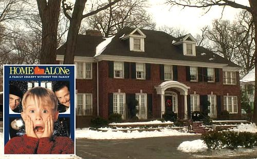 the real quothome alonequot house in winnetka illinois